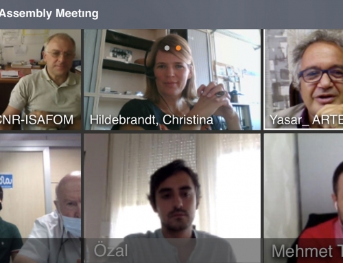 First Virtual General Assembly Meeting